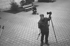 Klostergeister 2018-7 (Cthulhusnet (Marco)) Tags: analog iso400 inzigkofen jchpan400 klostergeister2018 olympus35rc workshop happy shooting