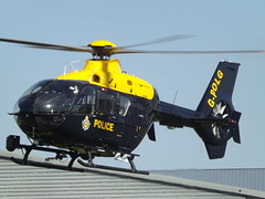 G-POLG Eurocopter EC135 Helicopter  National Police Air Service (Aircaft @ Gloucestershire Airport By James) Tags: gloucestershire airport gpolg eurocopter ec135 helicopter national police air service ltd egbj james lloyds