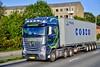 BB79550 (17.09.21, Marselis Boulevard, Kongsvang Allé)DSC_7542_Balancer (Lav Ulv) Tags: tractorunit tractor trækker hauler zugmaschine sattelschlepper trailer articulated artic sattelzug semi auflieger marselisboulevard vejgodstransportvbentgaarsvigholm bentholm mercedesbenz actros 6x22 euro6 e6 actros2551 actros963 2016 container cosco truck truckphoto truckspotter traffic trafik verkehr cabover street road strasse vej commercialvehicles erhvervskøretøjer danmark denmark dänemark danishhauliers danskefirmaer danskevognmænd vehicle køretøj aarhus lkw lastbil lastvogn camion vehicule coe danemark danimarca lorry autocarra