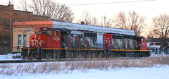 CN 5286, 5246, Adams, Neenah, 20 Apr 18 (kkaf) Tags: neenah cn adams zebra sd402w