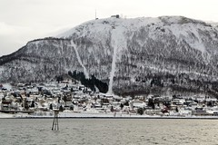DSC_3229 (stephenholden46) Tags: tromso norway snow winter harbour arcticcircle