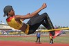 D212645A (RobHelfman) Tags: crenshaw sports track highschool losangeles trackmeet morningside