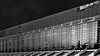urban innovation (heinzkren) Tags: fantasy skyscraper architektur architecture innovation urban building composing donaucity cityscape stadtlandschaft pattern texture mann man muster future zukunft fassade facade utopie utopia silhouette fiction geometry lines glass windows panasonic lumix schwarzweis blackandwhite bw sw monochrome abstract