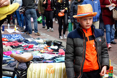 I Think I Don't Like It Anymore (Alfred Grupstra) Tags: people street urbanscene cultures editorial market city asia travel outdoors poverty child boy kingsday