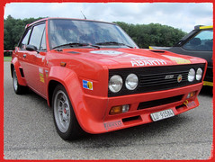 Fiat 131 Abarth (v8dub) Tags: fiat 131 abarth mirafiori schweiz suisse switzerland bleienbach italian pkw voiture car wagen worldcars auto automobile automotive youngtimer old oldtimer oldcar klassik classic collector