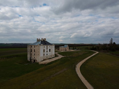 Chateau de Meaulnes (•Nicolas•) Tags: nicolasthomas aerial castle chateau dji djispark drone france monument spark tourism tourisme visit visite yonne cinematic maulnes