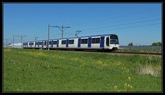 1/10 RR 5511 - Nootdorp, 06-05-2018 (dloc567) Tags: randstadrail randstad rail ret hofpleinlijn nootdorp metro