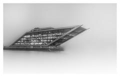 Dockland X (fotoerdmann) Tags: blackandwhite hamburg dockland deutschland canon6dmark2 fotoerdmann