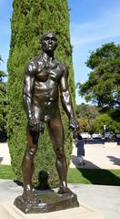"""Jean D'Aire, Burgher of Calais,"" Rodin Sculpture Garden (ali eminov) Tags: paloalto california universities stanforduniversity museums cantorartscenter sculptors augusterodin rodinsculpturegarden sculptures jeandaire"