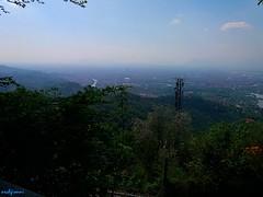 troppa foschia (archgionni) Tags: sky colline hills panorama landscape alberi trees goglie leaves città city torino piemonte italia