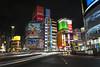 新宿区、東京、日本 — Shinjuku, Tōkyō, Japan (Tiphaine Rolland) Tags: 新宿区 新宿 東京 日本 japan japon tōkyō tokyo shinjuku night nuit 夜 light lumière néon neon enseigne sign ネオン ネオンサイン 電気 色 color colour couleur street rue