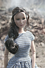 the hunger games (КристинаCristina) Tags: katniss hunger games barbie mattel toys doll dollphotographer dollcollector schnoorc
