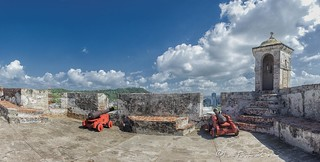 murallas de cartagena - fort of Cartagena