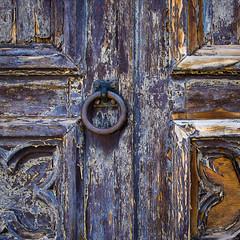 Door Pull - Detroit (Will-Jensen-2020) Tags: hardware peeling paint pull door detroit michigan usa