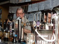 Wigan Central Beer Fest. (deltrems) Tags: men man pub bar inn tavern hotel hostelry house restaurant beer real ale barstaff handpulls handpumps pump clips key keg greater manchester wigancentral wigan central
