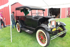 Newfane 066 (60) (swi66) Tags: dunkirk hit miss motors diesel cannons farm tractor john deere antique historical