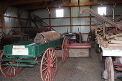 Newfane 066 (56) (swi66) Tags: dunkirk hit miss motors diesel cannons farm tractor john deere antique historical