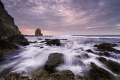 Bajamar (Migueliglesias76) Tags: asturias seascape sky sea travel top longexposure landscape luarca photography paisaje paradise nikon