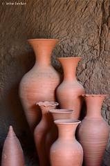 Ceramic Work (Irene Becker) Tags: handmadepottery imagesofnigeria kaduna kadunastate nigeria nigerianimages northnigeria westafrica art ceramic clay handmade northernnigeria pots pottery rustic shades kwarau africanart