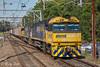 5MB2 at Cowan (Henry's Railway Gallery) Tags: nr100 nr32 nrclass ge diesel goninan ugl pn pacificnational containertrain freighttrain intermodal 5mb2 mb2 cowan