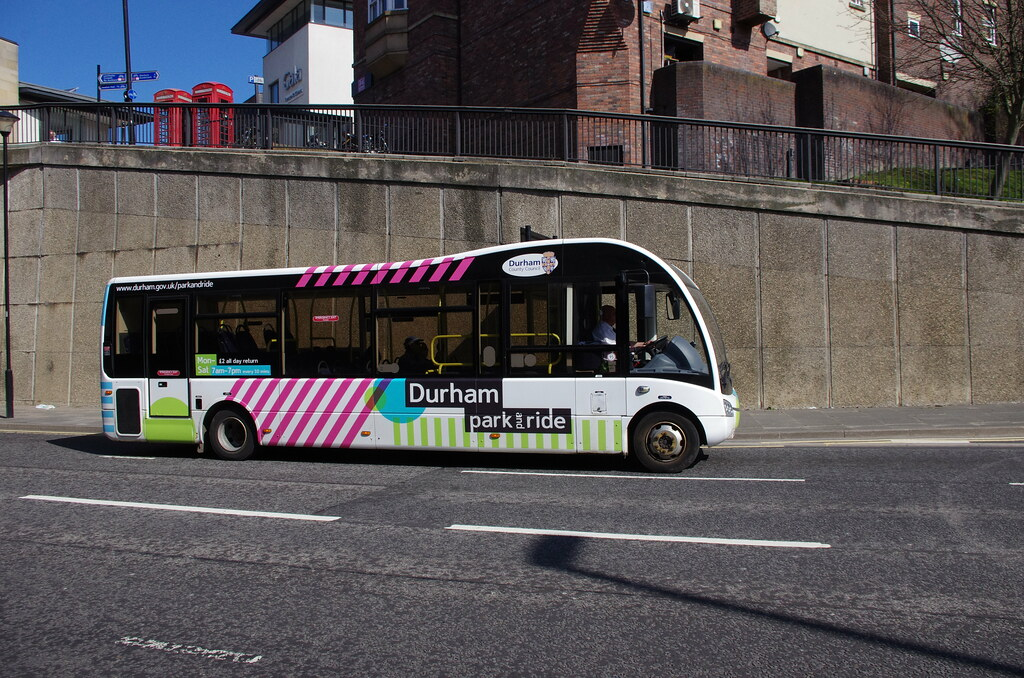 The World S Newest Photos Of Durham And Optare Flickr Hive Mind