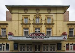 Lucas Theater, Savannah, GA (Light Orchard) Tags: savannah georgia ga ©2018lightorchard bruceschneider architecture building classic traditional theater theatre movie play scad lucas savannahcollegeofartanddesign