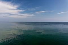 On the Baltic Sea (picsessionphotoarts) Tags: nikon d750 nikonphotography outdoor küste ostsee sea travemünde balticsea nikonfotografie seascape nikond750 bluesea clearwater segelboot sailing sailingboat