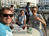 Pause i solen (toralux) Tags: blog blogg belgia belgium brussels brussel