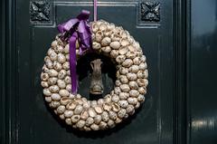 Door (Julysha) Tags: eggs door wreath spring thenetherlands noordholland dutch 2018 sigma241054art acr april