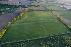 Sports Fields (Matthew-King) Tags: york aerial photography drone dji phantom sports field