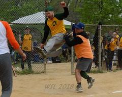 05/06/2018- Williamsburg Softball  League- Week 5. (KINGFREAK) Tags: brooklyn coed games greenpoint league mccarrenpark newyork softball williamsburg wsl