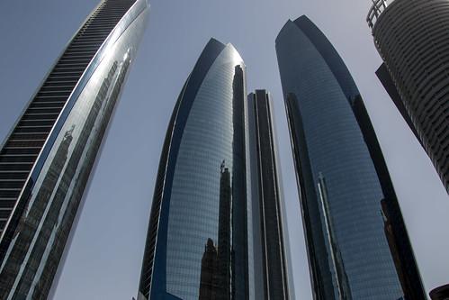 Jumeirah Hotel at Etihad Residences, Abu Dhabi
