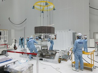 MMO unpacked at Europe's Spaceport