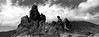 Tenerife, xpan (Fabio Stoll) Tags: analog black white 400 self developed ishootfilm filmisnotdeat einfarbig hasselblad xpan ii outdoor camping landschaft abhang feld fotorahmen breitformat drive roadtrip nature moody vwt3 bulli trip kodaktmax