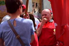 Manifestation pour des pensions décentes