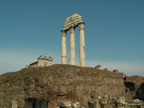 Римський форум, Рим, Італія InterNetri Italy 513