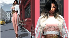 -Skipped My Workout- (THE GLAM CLOSET) Tags: access collabor88 kustom9 mens only month lisa walker littlebones rossi ariskea cosmic dust coco cake rowne phedora vexiin kibitz