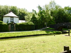 Junction Cottage, Pontymoile Basin, Monmouthshire-Brecon Canal, Pontypool 19 May 2018 (Cold War Warrior) Tags: cottage canal 1814 pontymoile pontypool tolls