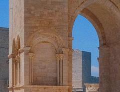 Trani, Puglia, 2018 (biotar58) Tags: trani puglia italia apulien italien apulia italy southernitaly southitaly duomo cattedrale cathedral castello castle russar20mm56 russar