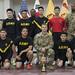 KATUSA/US Friendship Week Relay Race/Closing Ceremony- USAG Humphreys, South Korea - 18 May 2018