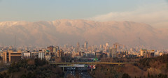 Northern Tehran (chrissomos) Tags: 2018 iran travel tehran alborz mountain cityscape