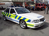 Volvo S70 Police Car - 999 Fun Day On The Moor, Sheffield 2018 (Dave_Johnson) Tags: 999fundayonthemoor 999funday 999 funday themoor moor moorsheffield emergencyservices emergencyservicesvehicle vehicle sheffield southyorkshire police policecar nesm nes nationalemergencyservicesmuseum emergencyservicesmuseum orb r712orb volvo s70 volvos70
