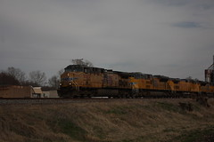 57245 (richiekennedy56) Tags: unionpacific ac44cw sd70ace c449w up5583 up9062 up9570 up8970 jeffersoncountyks kansas perry railphotos unitedstates usa