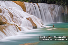 Tranh phong cảnh đẹp treo tường thác nước trắng xoa (lexuan19192) Tags: tranhthácnước tranhthácnướcđẹp tranhthácnướctreotườngđẹp tranhthácnướctreophòngkháchđẹp tranhphongcảnhđẹpthácnước travel tourism heaven seascape idyllic turquoisecolored nature longexposure chiapas mexico theamericas landscape waterfall water