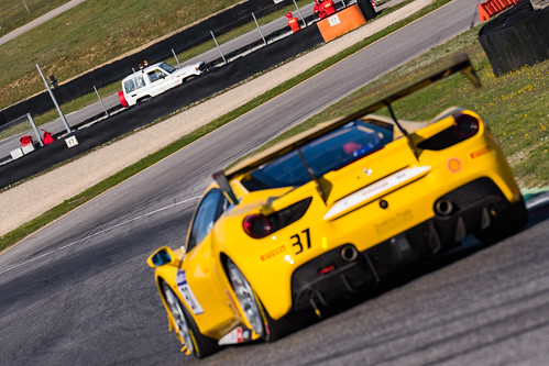 "Ferrari Challenge Mugello 2018 • <a style=""font-size:0.8em;"" href=""http://www.flickr.com/photos/144994865@N06/40901290835/"" target=""_blank"">View on Flickr</a>"