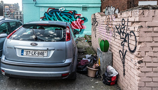 LITTER AND DUMPING IS A MAJOR ISSUE IN DUBLIN [ESPECIALLY IN THE NORTH INNER CITY]-138724