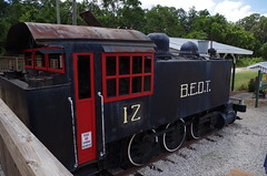 BEDT 12 (Fan-T) Tags: florida railroad museum parrish emd nw5 bedt 060 12 steam