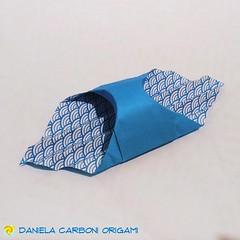 "Origami Challenge 12/365 ""Ponte sul fiume"" Modello creato nel 2015 --------------------------------------------------- ""Bridge over the river"" Model created in 2015  #origami #cartapiegata #paperfolding #papiroflexia  #paper #paperart #createdandfolded #o (Nocciola_) Tags: paperart cartapiegata createdandfolded papiroflexia paperfolding originaldesign danielacarboniorigami paper origami"