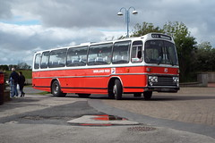 0674-09 (Ian R. Simpson) Tags: soa674s leyland leopard plaxton supreme midlandred midlandredwest nationalbuscompany nbc preserved coach 674