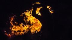 TRiX eldföreställning (tonyguest) Tags: adelsö valborgsfirande valborg trix mälaren stockholm sverige sweden 2018 tonyguest eldföreställning fire flames gycklargruppen alsnu udd vikingar vikings eldshow fireshow blackbackground gycklargruppentrix
